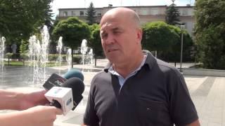 Prezydent Bełchatowa Marek Chrzanowski - Ice Bucket Challenge