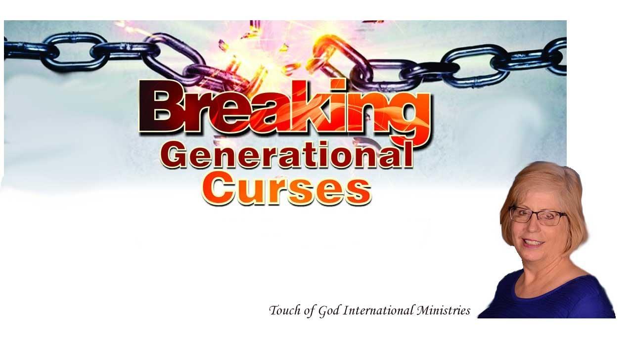 Breaking Curses Releasing Blessings Pre-Recorded Webinar Special