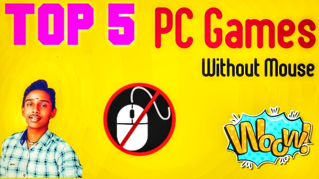 #pcgame           MOUSE  ഇല്ലാതെ കളിക്കാൻ കഴിയുന്ന  TOP 5 PC Game 😍😍😍💘❤️💘❤️💟