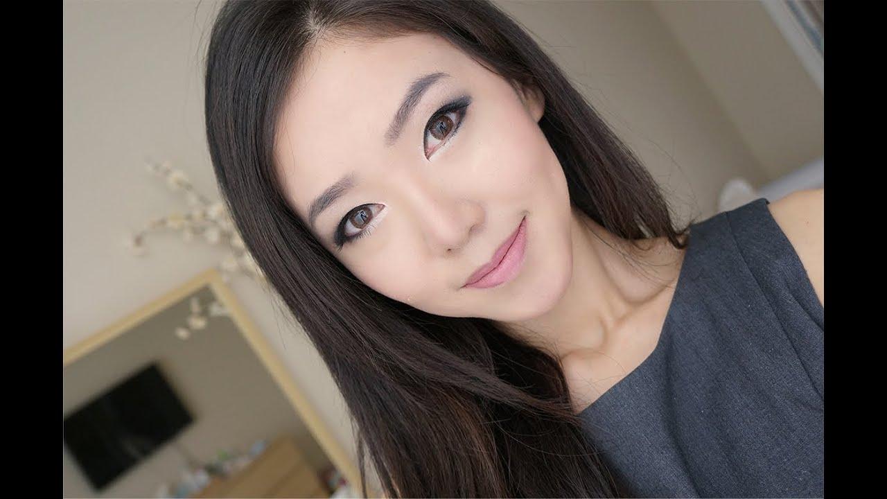 Korean Puppy Eye Makeup Tutorial Makeupwa