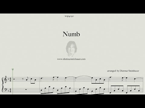 Numb - Linkin Park Piano Cover