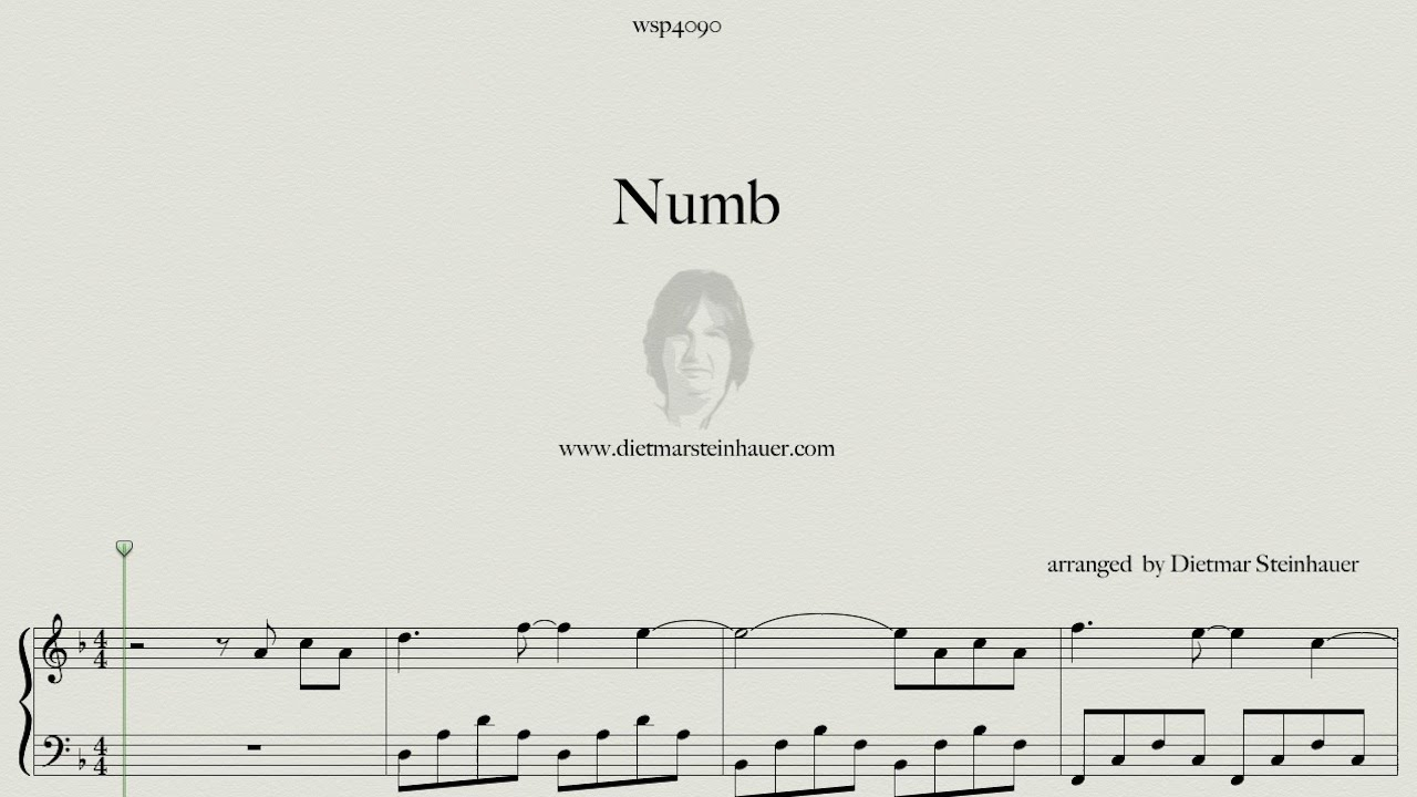 Numb linkin park piano cover youtube for Dietmar steinhauer
