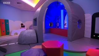 Gatwick Airport sensory room to help kids with hidden disabilities - Marcella Whittingdale