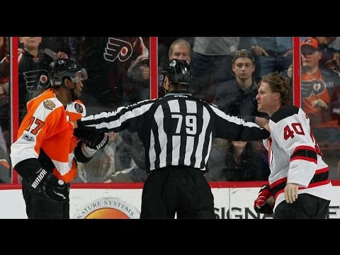 KNOCKOUT!!! | Hockey's Most Craziest Fights