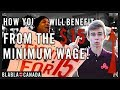 HOW YOU'LL BENEFIT FROM THE $15 MINIMUM WAGE! #ONTARIO