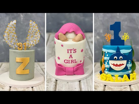 Mini Cake Design Ideas