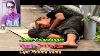 Gambar cover Gelandangan (Koplo-Jaipong Dangdut) by  Dahlan Aza