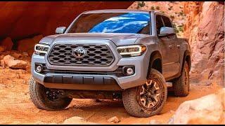 2021 toyota tacoma test drive ( TRD - Sport - OFF ROAD ) Interior - Exterior - Drive...