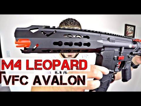 M4 VFC AVALON LEOPARD MONSTER CARBINE | CQB | Airsoft Review | FBAIRSOFT