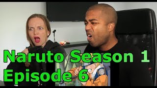 """Download Naruto Season 1 Episode 6 """"A Dangerous Mission! Journey to the Land of Waves""""  (REVIEW 🔥)"""
