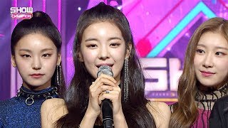 Acrostic Poem for ITZY! Who's Doing it? [SHOW CHAMPION Ep 304]