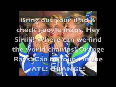 Stingray Allstars Orange Music w/ lyrics 2013