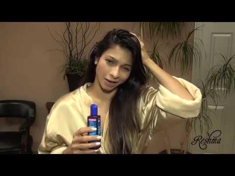 Bollywood Celebrity TANISHAA MUKERJI shares her hair beauty routine thumbnail