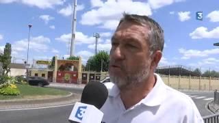 Louhans : le parc des sports se prépare à accueillir Florent Pagny et Johnny Hallyday