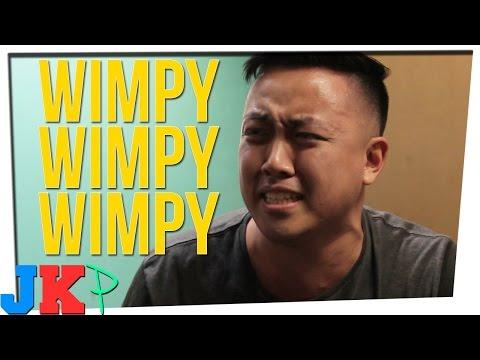 Arm Wrestling: Tommy v Brandon