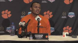 Clemson QB Deshaun Watson & the Heisman