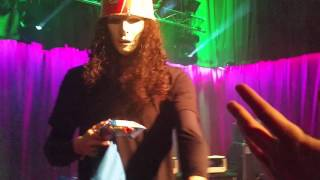 buckethead jordan live at the ardmore music hall