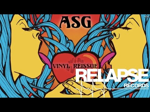 ASG - 'Win Us Over' Vinyl Re-issue Trailer