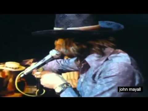 JOHN  MAYALL  CONCERT 1969   HD