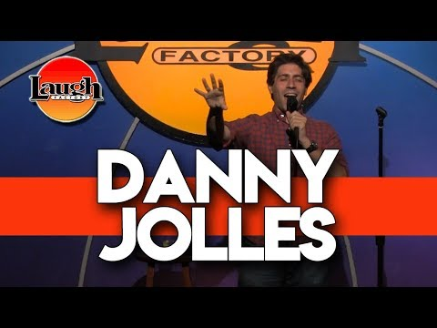Danny Jolles | The Problem With Facebook | Stand-Up Comedy