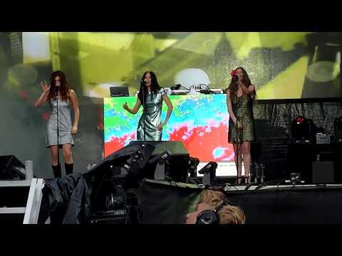 LAS KETCHUP - Aserejé (The Ketchup Song) live in Copenhagen 26 May 2018