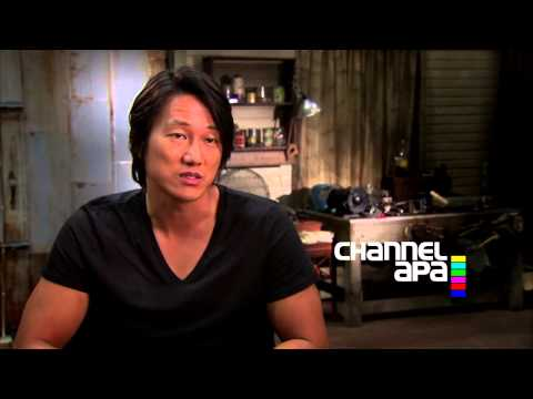 Bullet To The Head Interview with Sung Kang - YouTube