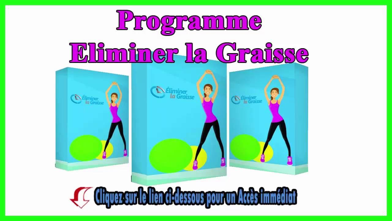 Avis Programme Eliminer la Graisse Pdf + Télécharger - YouTube