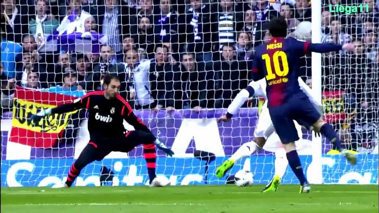 Messi 4 Goals