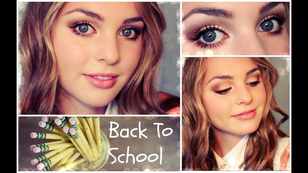 Makeup for Back to School
