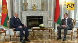 видео Железные дороги Беларуси и Латвии подписали соглашение о сотрудничестве