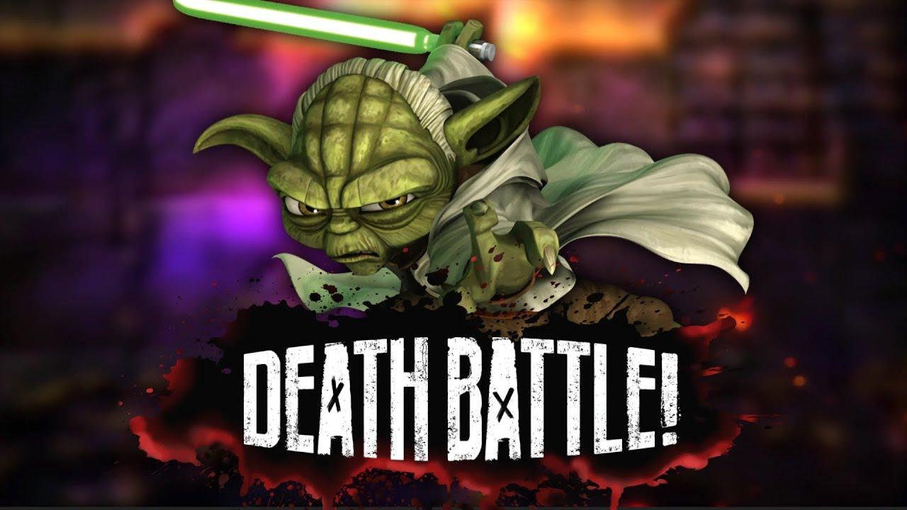 Trusts in DEATH BATTLE Yoda Does!