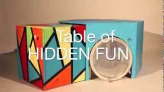 Ikea Singapore's Yda 2014: Table Of Hidden Fun By Carissa Soh