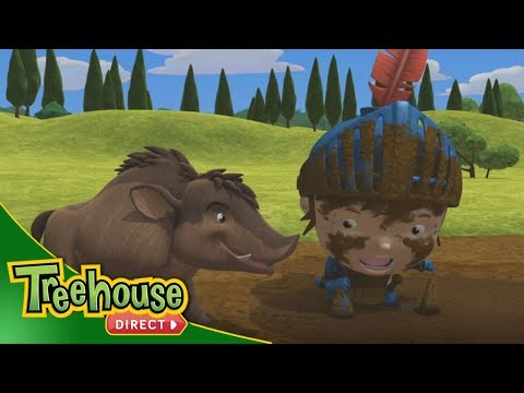 Mike The Knight | The Wild Boar