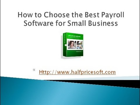 How to Select The Right Restaurant Payroll Software