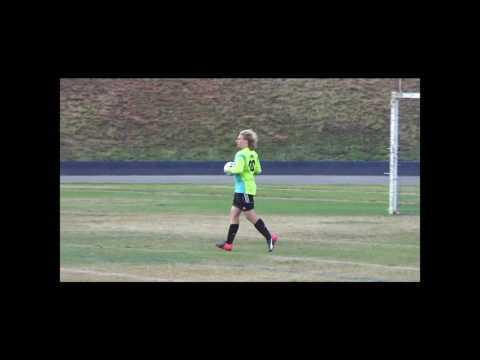 Shawn Street - Jimmy C Draughn High School Goalkeeper
