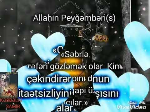 Dini Status Kəlamli Sozlər H əli Youtube