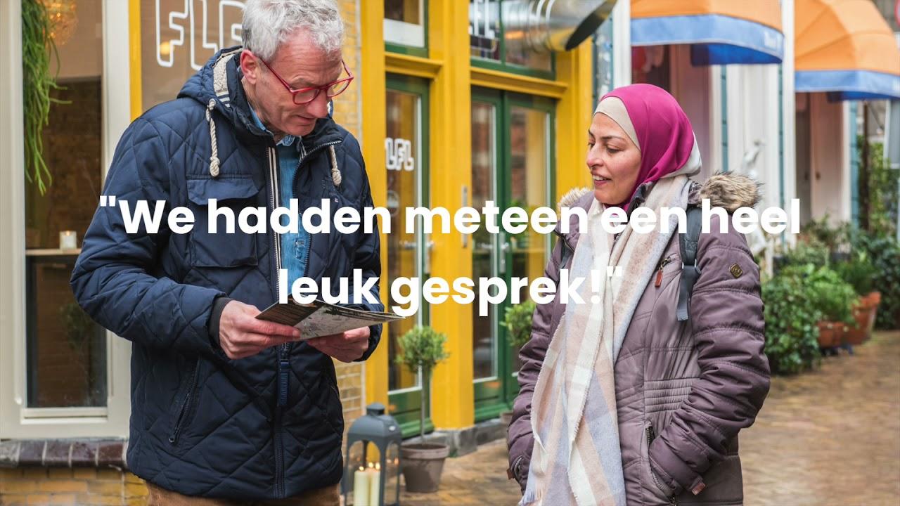In dialoog over cultuur
