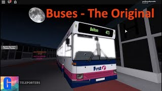 #2 Roblox Buses The Origina By Honeymoon_Arianatorl route 471