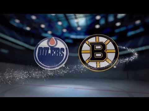 Edmonton Oilers vs Boston Bruins - November 26, 2017 | Game Highlights | NHL 2017/18. Обзор матча