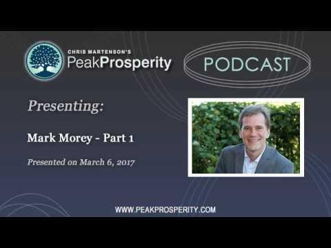 Mark Morey: Cultural Capital (Part 1)