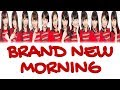 Morning Musume '17 (モーニング娘。'17) - BRAND NEW MORNING Lyrics (Colo…