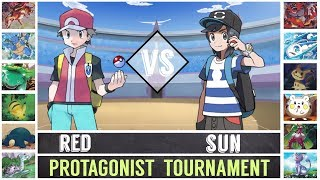FINAL! Red vs. Sun (Pokémon Sun/Moon) - Protagonist Tournament