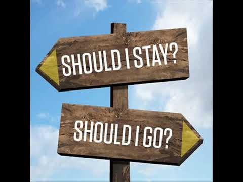 #63 - Odejść czy zostać?