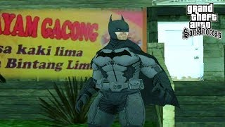 Download Video UCOK JADI BATMAN - GTA Kocak Indonesia MP3 3GP MP4