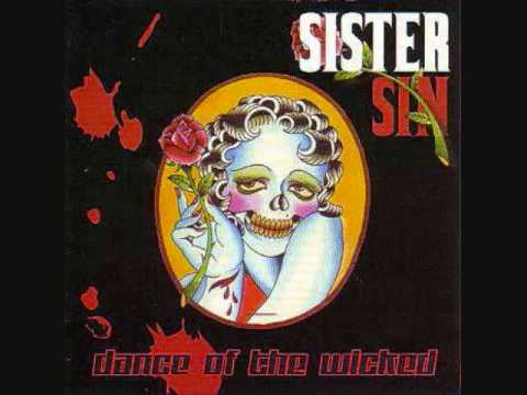 Paint it black cover: Sister sin
