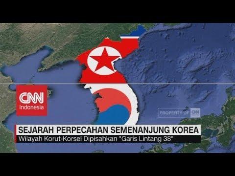 Sejarah Perpecahan Semenanjung Korea | Pertemuan Trump-Kim