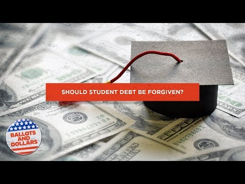 Why Forgiving Student Debt Is Impossible — Or Is It? Ballots And Dollars Podcast | Episode: 6