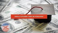 Should student debt be forgiven?