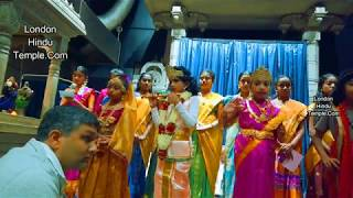 Diwali 2019 Cultural Program/Shree Ghanapaathy Temple/Wimbledon-(Part 1)