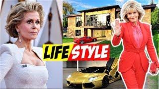 Jane Fonda Lifestyle 2018
